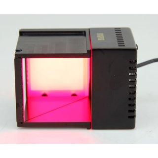 CCS America Omron QCO-052050-66 Koaxial-Leuchte rot Achslicht