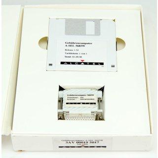 Alcatel SEL 5685W Gesprächsdatenverarbeitung Gebührencomputer