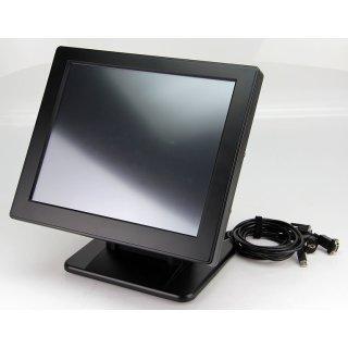 "Art Development TM-170 TFT LCD Touchmonitor 17"" Monitor Touch"