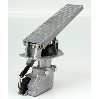 Teleflex 317370-25-003 Gaspedal Pedal Stat3 GFP Heavy Duty Elec CNH