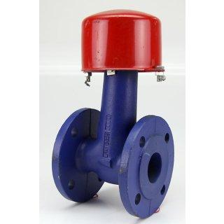 KSB Regelventil BOA-C 50PN16 Absperrventil PN16 plombierbare Kappe