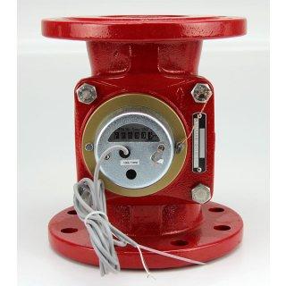 Apator Turbinenwasserzähler mit Volumenmessteil MWN130-100-NK