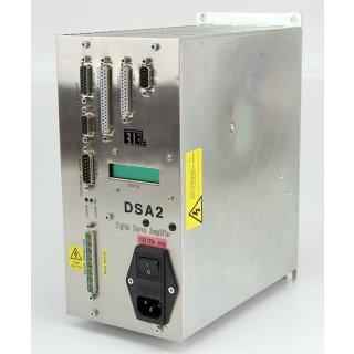 ETEL DSA2 Digital Servo Amplifier Verstärker DSA 2 00/3338