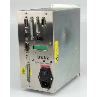 ETEL DSA2 Digital Servo Amplifier Verstärker DSA 2 00/3353