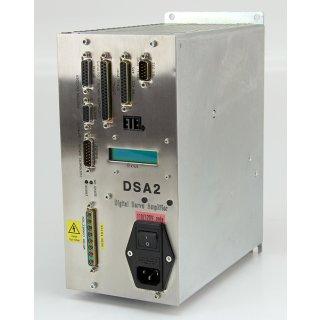 ETEL DSA2 Digital Servo Amplifier Verstärker DSA 2 00/1910