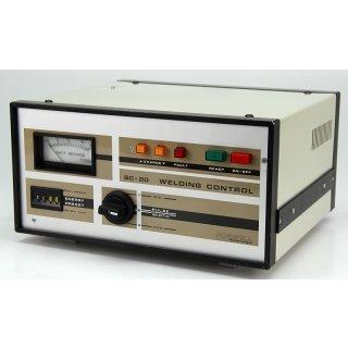 Rossell Elektronik SC-20 Schweissgenerator 0-20 Ws