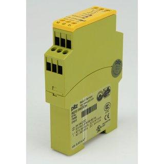 Pilz PNOZ X2.1 Notaus Schaltgerät 774306 24VAC/DC 2n/o