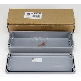 Rittal GA 9107.210 Aluminium Gehäuse 80x250x57mm grau