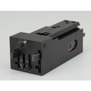 Leica Diaphragm Module Blendenmodul für DMR Mikroskop 505503