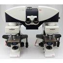 Leica Vergleichsmikroskop DM2500 Durchlicht Fluoreszenz