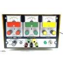 Systron Donner TL8-3 EG Triple Power Supply 3-fach Netzteil