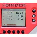 Binder CB 150 CO2 O2 N2 Brutschrank Inkubator 9140-0014...