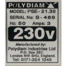 Polydian PSE-21.30 Für...