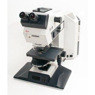 Leica DMRBE fluorescence microscope