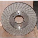 Diamantschleifscheibe D=460mm Lochkreis 6x165mm