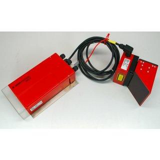 Leuze BCL7-600 und DE70G Barcodeleser mit Steuergerät