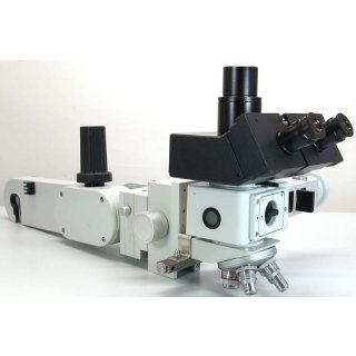 Leitz Mikroskop Trinokulartubus Halterung OP Mikroskop