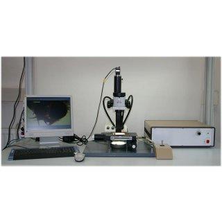 Messmikroskop Wild Märzhäuser Metric Ids Komponenten