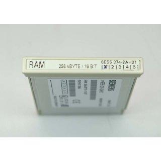 Siemens Simatic 6ES5374-2AH21 Speicherkarte