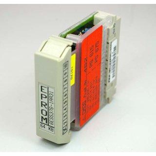 Siemens Simatic 6ES5376-1AA31 Eprom Modul 64k