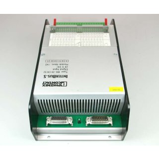 Phoenix Contact Interbus-S 24 DI/32 Digital Input