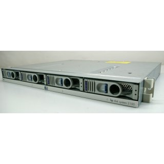 HPDisk System 2100 SCSI für 4 Festplatten A5675A