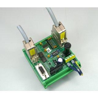 MKS GV202 Impulsverstärker und Splitter