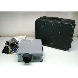 Liesegang dv340 Beamer / Multimedia Projektor Transportkoffer