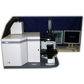CompuCyte LSC mit Olympus BX50 Microscope