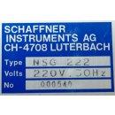 Schaffner NSG 222 Einschub Störimpulsgenerator