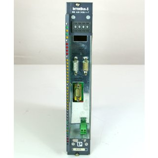 Phoenix Contact InterBus-S IBS A25 DCB/I-T inkl. Memory card