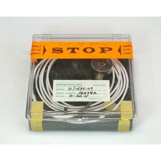 Sensotec Kraftaufnehmer Load Cell Model 31/1434-09