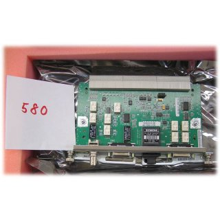 Cisco AX-SMF-155 BNM Back Card