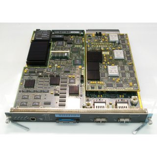 Cisco WS-X6K-SUP1A-2GE Supervisor Karte für Catalyst 6500