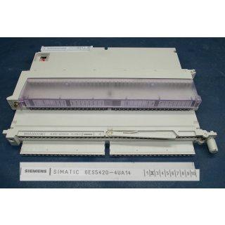 Siemens 6ES5420-4UA14 Digital Input Module