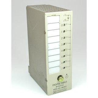 Siemens Simatic S5 6ES5431-8MA11 Digital Input Module - 8DI 24VD