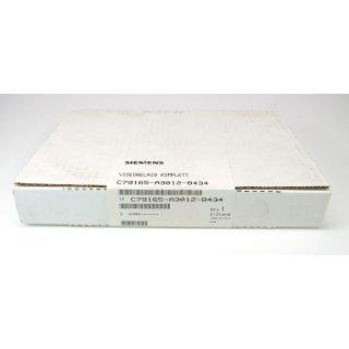 Siemens Videorelais komplett C79165-A3012-B434 OVP #1635