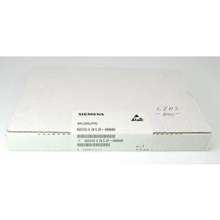 Siemens Baugruppe 6DS1312-8BB NEU OVP #1640