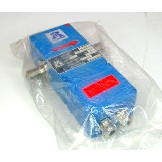 Turbo MG Typ 711/F  Durchflussmesser Neu