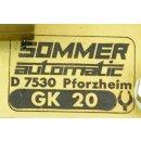 Pneumatischer Greifer Sommer Automatik GK20