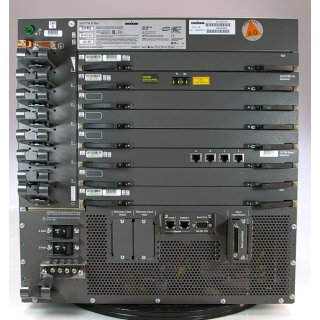 Alcatel 7270 Multiservice Concentrator STM1 IP