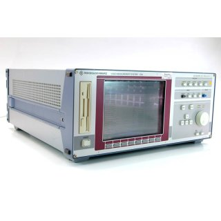 Rohde & Schwarz Video Measurement System VSA