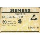 Siemens Simatic S5 6ES5441-7LA11 Digitalausgabe E-Stand 07