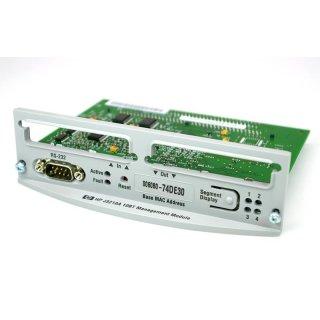 Hewlett Packard J3210A 10BT Management Module NEU