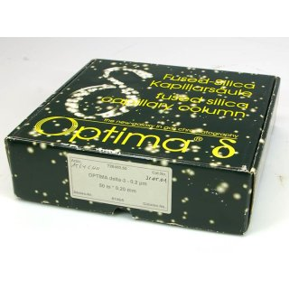 Macherey Nagel Kapillartrennsäule Optima Delta-3 0,2µm 50m*0,20m