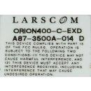 Orion Network Access Multiplexer mit E1 Karte