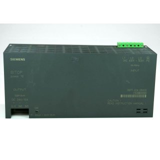 Siemens SITOP power 10 6EP1434-2BA00 Stromversorgung Power Supp