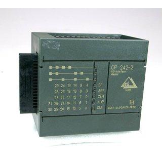 Siemens Simatic Net CP für AS-Interface 6GK7242-2AX00-0XA0
