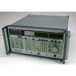 ROHDE & SCHWARZ Test Receiver ESVD 20-2050MHz