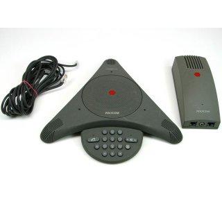 Polycom Soundstation Konferenztelefon 2201-03308-103 #2485
